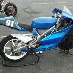 Motorsport Bikes-Daniel Kelly Honda 125