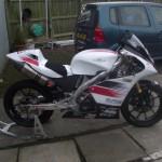 Motorsport Bikes-Darren Gilpin 450