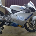 Motorsport Bikes-Paul McCartney 2012