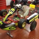 Motorsport Karts-Luke Agnew Bambino 01