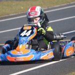 Motorsport Karts-Luke Agnew Cadet 2018 01