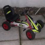Motorsport Karts-Luke Agnew Go kart
