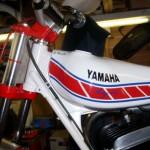 Motorsport Offroad-SM Trucks Yamaha White