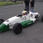 Motorsport Race-John Ferguson