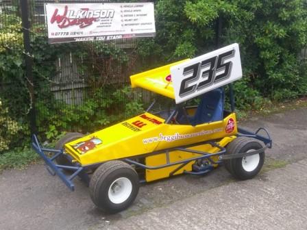 Motorsport Race-Strain Stockcar 2017 01