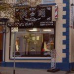Shops-Aziz Barbers Shopfront 2017 02