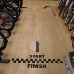 Shops-Halford Floor