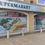 Shops-Lee Foods Window
