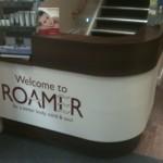 Shops-Roamer Reception Desk