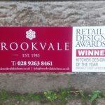 Signs-Brookvale Tee Box Sign 2016