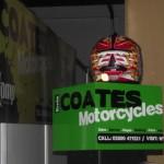 Signs-ECM Helmet Sign