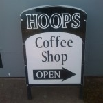 Signs-Hoops Road Sign