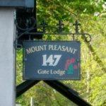 Signs-Mount Pleasant Gatelodge