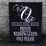 Signs-Orange Tree House Dec 2015 01