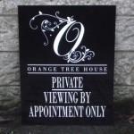 Signs-Orange Tree House Dec 2015 02