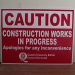 Signs-QUB Caution Sign
