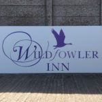 Signs-Wildfowler Bar Panel