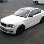 Vehicle Wraps-Eastwood BMW