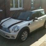 Vehicle Wraps-Fitzsimons Mini