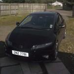 Vehicle Wraps-Hamilton Bonnet