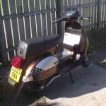 Vehicles Bike-Vespa Scotter
