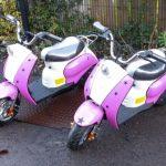Vehicles Bikes-ECM Scooters 01