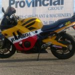 Vehicles Bikes-Jackie Morgan Honda 2016 01