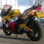 Vehicles Bikes-Jackie Morgan Honda 2016 02