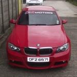 Vehicles Cars-BM Motors – Visor Strip