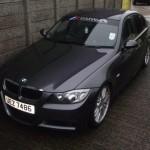 Vehicles Cars-BMW Visor Strip