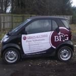 Vehicles Cars-BRG Smart Car