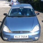 Vehicles Cars-Ford Focus Sun Strip