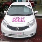 Vehicles Cars-Hurst Nissan Bonnet Nov 2016