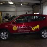 Vehicles Cars-Motability Nissan Qashqai