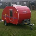 Vehicles Trailer-Dee Light Caravan Oct 2014