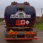 Vehicles Vans-Ardkeen Oils Tanker 2017 02