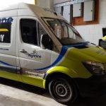 Vehicles Vans-Auto Body Nightline 2018