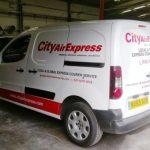 Vehicles Vans-Autobody-City Air Express
