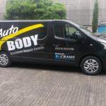 Vehicles Vans-Autobody Traffic 2016