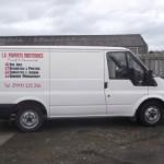 Vehicles Vans-CA Property