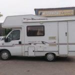 Vehicles Vans-Fitzsimons Campervan 2017