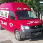 Vehicles Vans-Flavour First Van (red) Sept 2017 01