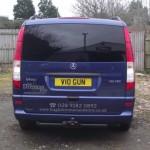 Vehicles Vans-Hugh Drennan