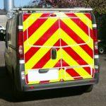 Vehicles Vans-KN Group Chevrons