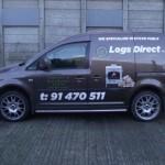 Vehicles Vans-Logs Direct