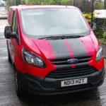 Vehicles Vans-Paul Mackin Transit