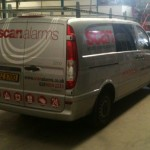 Vehicles Vans-Scan Alarms
