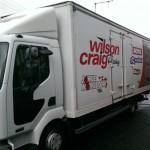 Vehicles Vans-Wilson Craig Racing