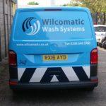 Vehicles Wraps-Autobody Wilcomatic