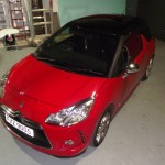 Vehicles Wraps-Citreon DS3 Roof
